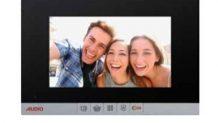 Audio 001188 7 inç Beyaz Bus Plus Görüntülü Diafon